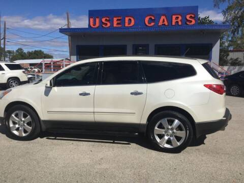 2012 Chevrolet Traverse for sale at Your Car Store in Conroe TX