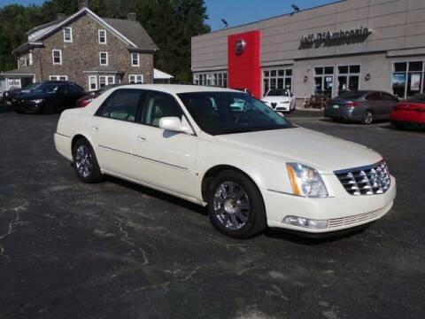 2008 Cadillac DTS for sale at Jeff D'Ambrosio Auto Group in Downingtown PA