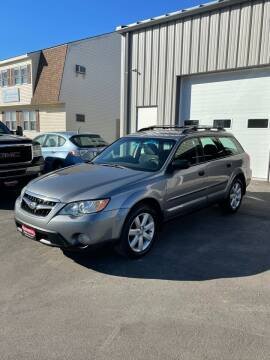 2009 Subaru Outback for sale at AUTOMETRICS in Brunswick ME