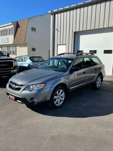 2009 Subaru Outback for sale at AUTOMETRICS in Brunswick ME