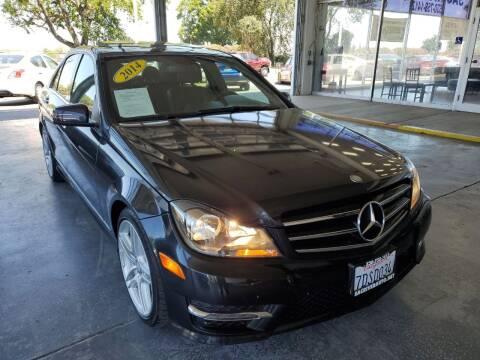 2014 Mercedes-Benz C-Class for sale at Sac River Auto in Davis CA