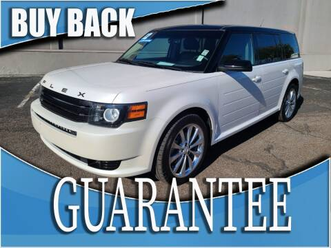2012 Ford Flex for sale at Reliable Auto Sales in Las Vegas NV