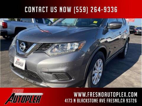 2014 Nissan Rogue for sale at Fresno Autoplex in Fresno CA