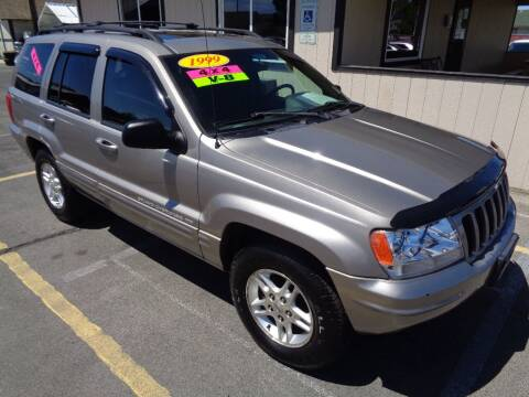 1999 Jeep Grand Cherokee for sale at BBL Auto Sales in Yakima WA