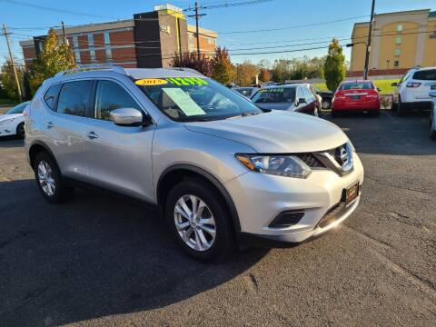 2015 Nissan Rogue for sale at Costas Auto Gallery in Rahway NJ
