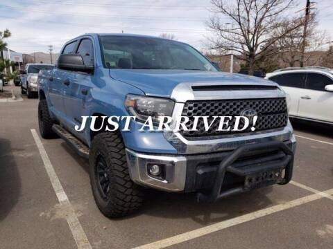 2021 Toyota Tundra for sale at EMPIRE LAKEWOOD NISSAN in Lakewood CO
