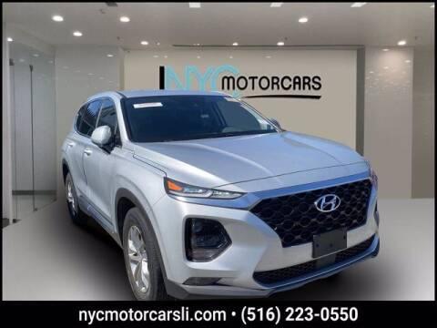 2019 Hyundai Santa Fe for sale at NYC Motorcars in Freeport NY