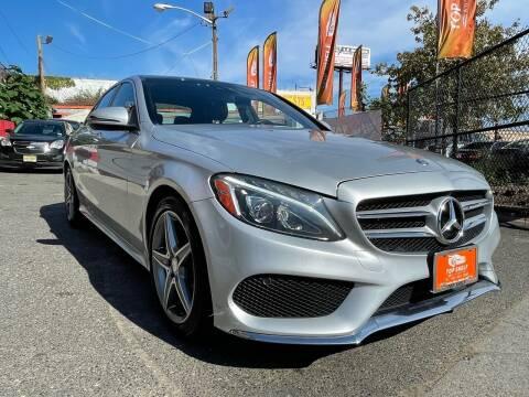 2016 Mercedes-Benz C-Class for sale at TOP SHELF AUTOMOTIVE in Newark NJ