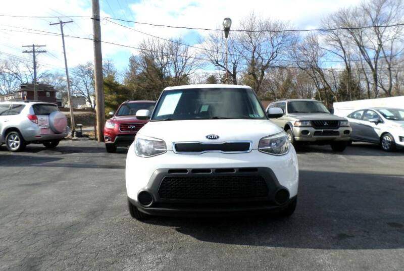 2014 Kia Soul for sale at XXX Kar Mart in York PA