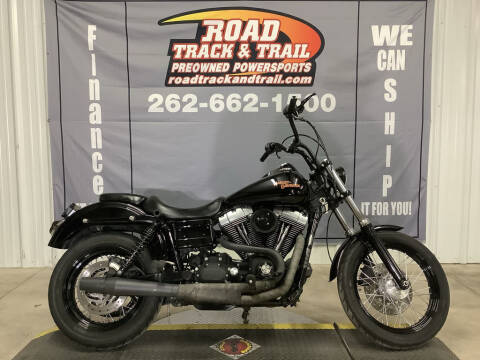 2006 Harley-Davidson® FXDBI - Dyna® Street Bob for sale at Road Track and Trail in Big Bend WI