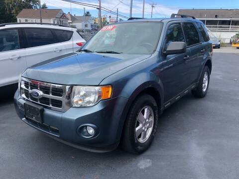 2010 Ford Escape for sale at JB Auto Sales in Schenectady NY