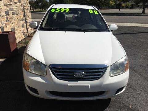 2008 Kia Spectra for sale at Best Buy Auto in Boise ID