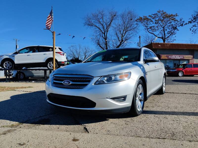 2012 Ford Taurus for sale at Lamarina Auto Sales in Dearborn Heights MI