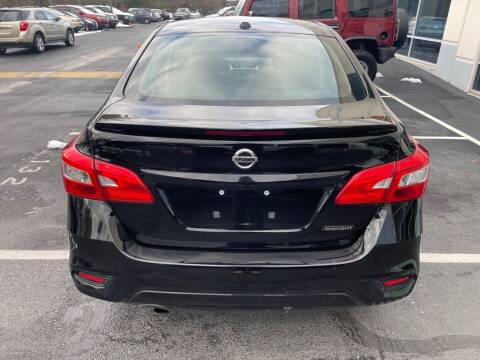 2018 Nissan Sentra for sale at Euro Auto Sport in Chantilly VA
