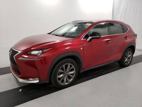2017 Lexus NX 200t for sale at Paradise Motor Sports LLC in Lexington KY