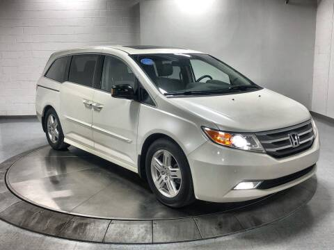 2012 Honda Odyssey for sale at CU Carfinders in Norcross GA