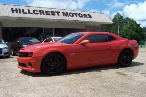 2010 Chevrolet Camaro for sale at HILLCREST MOTORS LLC in Byram MS