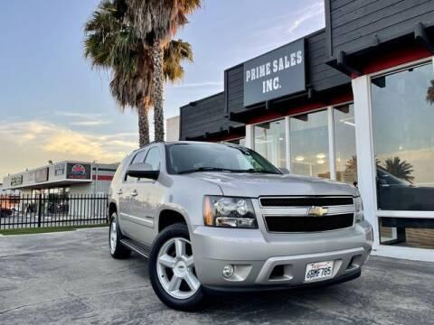 2008 Chevrolet Tahoe for sale at Prime Sales in Huntington Beach CA