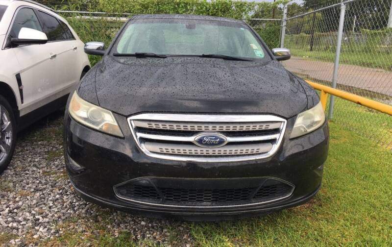 2010 Ford Taurus for sale at Bobby Lafleur Auto Sales in Lake Charles LA
