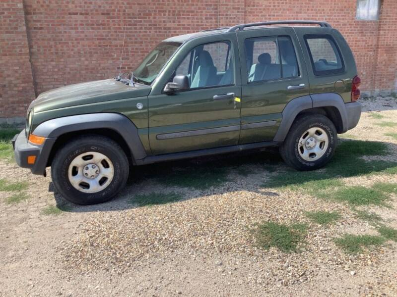 2007 Jeep Liberty for sale at Paris Fisher Auto Sales Inc. in Chadron NE