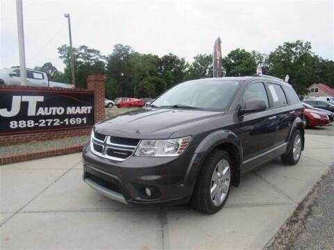 2014 Dodge Journey for sale at J T Auto Group in Sanford NC