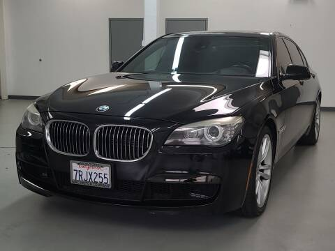 2012 BMW 7 Series for sale at Mag Motor Company in Walnut Creek CA