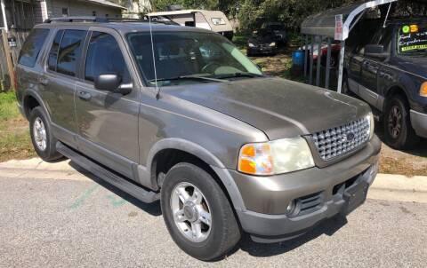 2003 Ford Explorer for sale at Castagna Auto Sales LLC in Saint Augustine FL