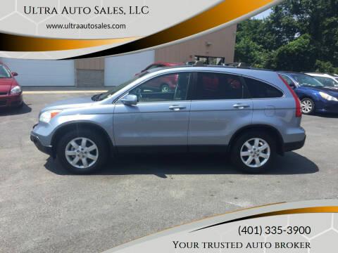2007 Honda CR-V for sale at Ultra Auto Sales, LLC in Cumberland RI