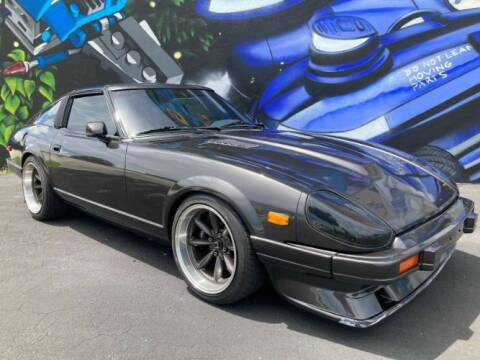 1983 Datsun 280ZX for sale at Classic Car Deals in Cadillac MI