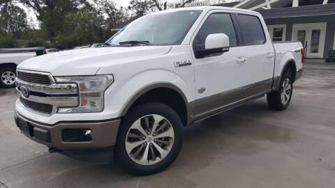 2018 Ford F-150 for sale at Crossroads Auto Sales LLC in Rossville GA