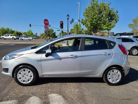 2016 Ford Fiesta for sale at Coast Auto Sales in Buellton CA
