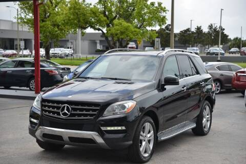 2014 Mercedes-Benz M-Class for sale at Motor Car Concepts II - Colonial Location in Orlando FL