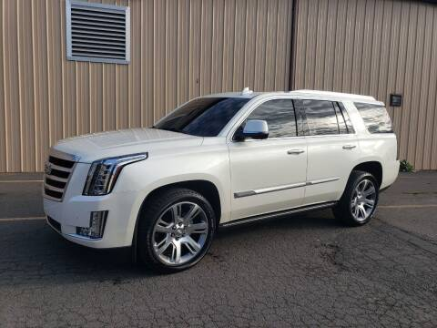 2015 Cadillac Escalade for sale at Massirio Enterprises in Middletown CT