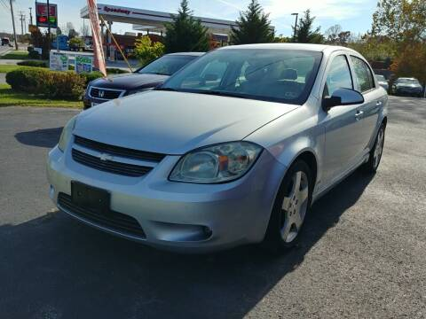 2010 Chevrolet Cobalt for sale at Regional Auto Sales in Madison Heights VA