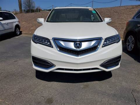 2018 Acura RDX for sale at Southern Auto Solutions - Acura Carland in Marietta GA