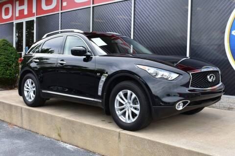 2017 Infiniti QX70 for sale at Alfa Romeo & Fiat of Strongsville in Strongsville OH