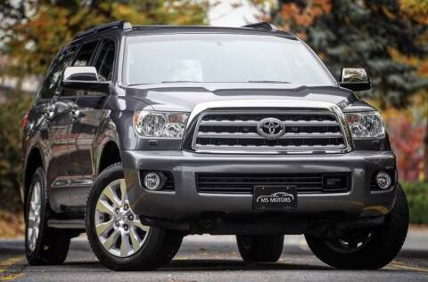 2014 Toyota Sequoia for sale at MS Motors in Portland OR