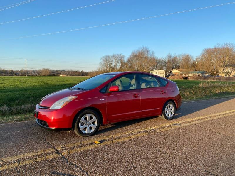2006 Toyota Prius for sale at Tennessee Valley Wholesale Autos LLC in Huntsville AL