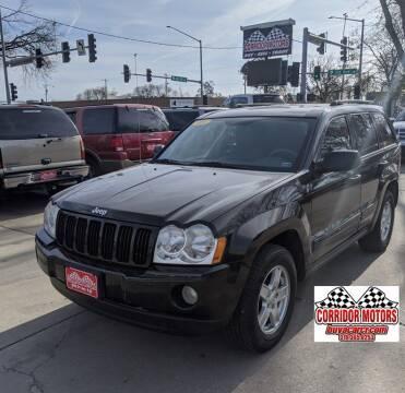 2005 Jeep Grand Cherokee for sale at Corridor Motors in Cedar Rapids IA