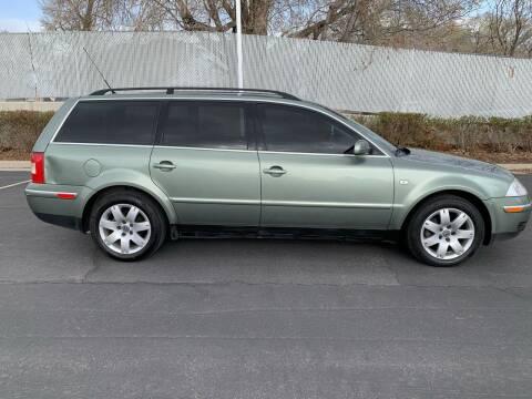 2003 Volkswagen Passat for sale at BITTON'S AUTO SALES in Ogden UT