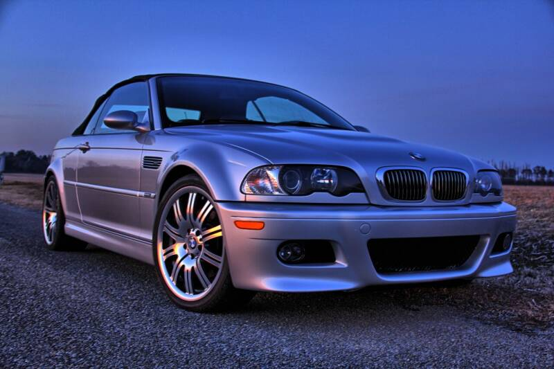2002 BMW M3 for sale at McQueen Classics in Lewes DE