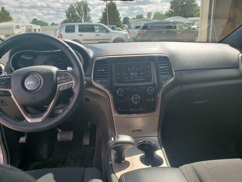 2015 Jeep Grand Cherokee 4x4 Laredo 4dr SUV - Mitchell NE