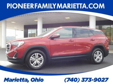 2020 GMC Terrain for sale at Pioneer Family preowned autos in Williamstown WV