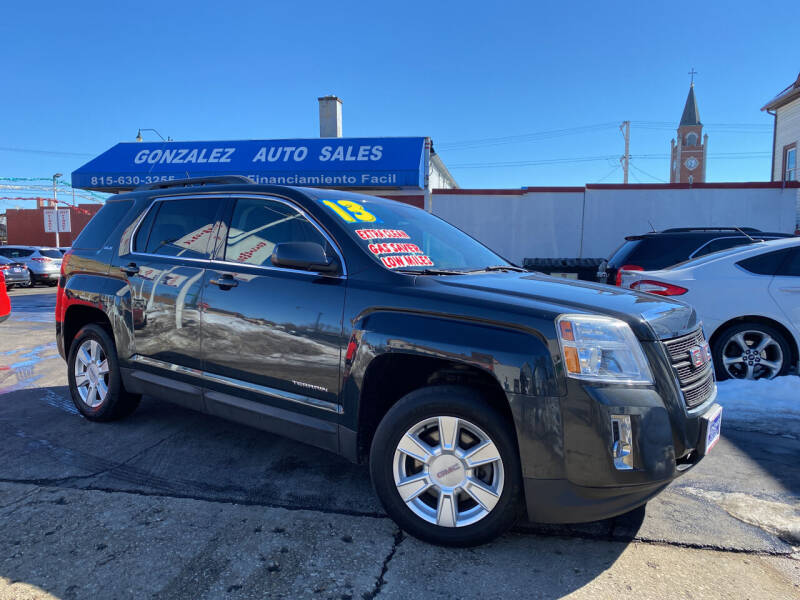 2013 GMC Terrain for sale at Gonzalez Auto Sales in Joliet IL