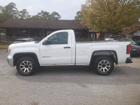 2014 GMC Sierra 1500 for sale at Victory Motor Company in Conroe TX