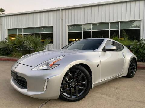 2015 Nissan 370Z for sale at Houston Auto Preowned in Houston TX
