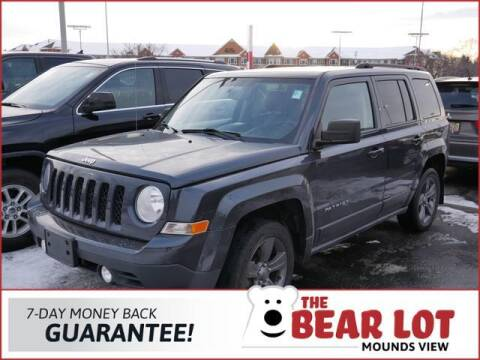 2015 Jeep Patriot for sale at Rydell Auto Outlet in Mounds View MN