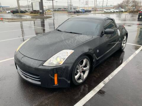 2008 Nissan 350Z for sale at Aman Auto Mart in Murfreesboro TN