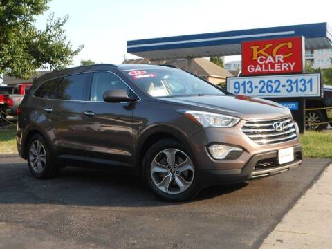 2014 Hyundai Santa Fe for sale at KC Car Gallery in Kansas City KS