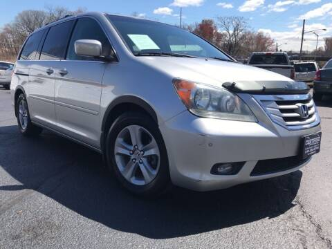 2009 Honda Odyssey for sale at Certified Auto Exchange in Keyport NJ